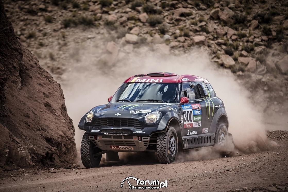 MINI ALL4 Racing