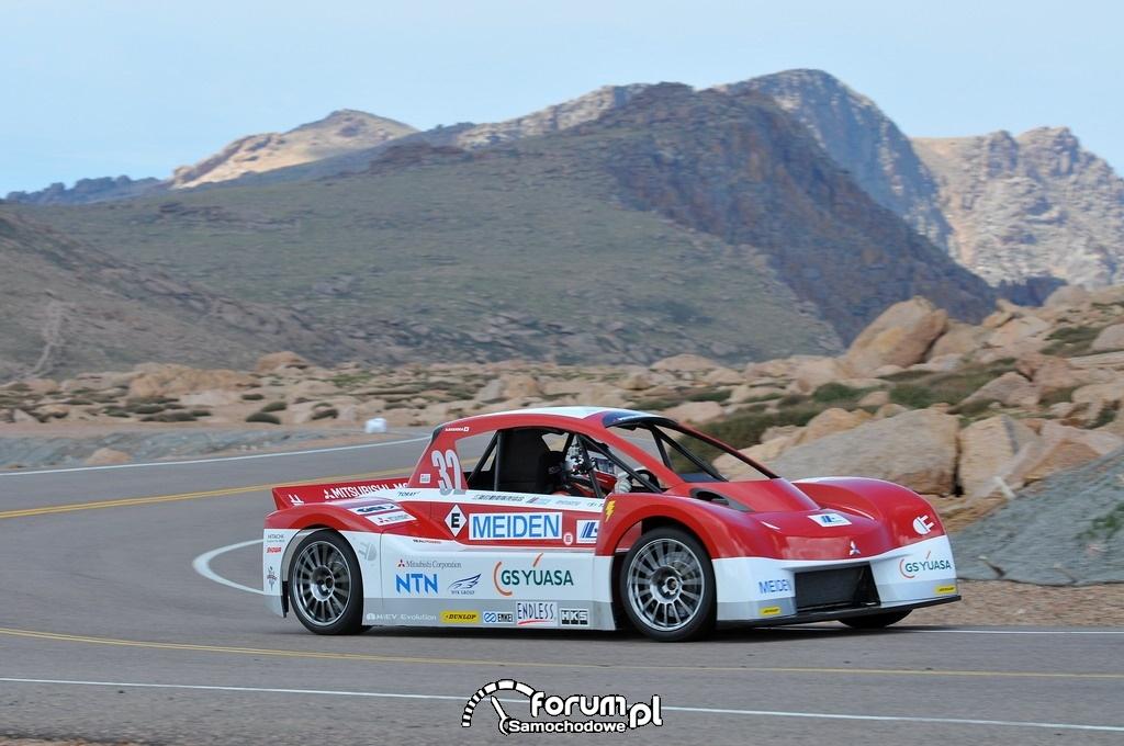 Mitsubishi i-MiEV Evolution, PPIHC 2012, 2