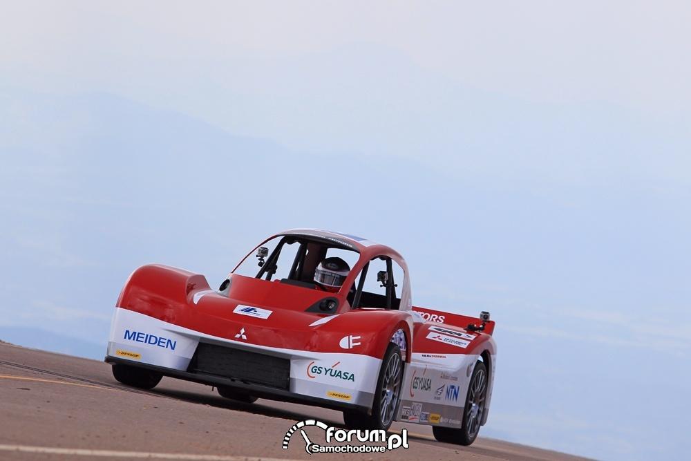 Mitsubishi i-MiEV Evolution, PPIHC 2012