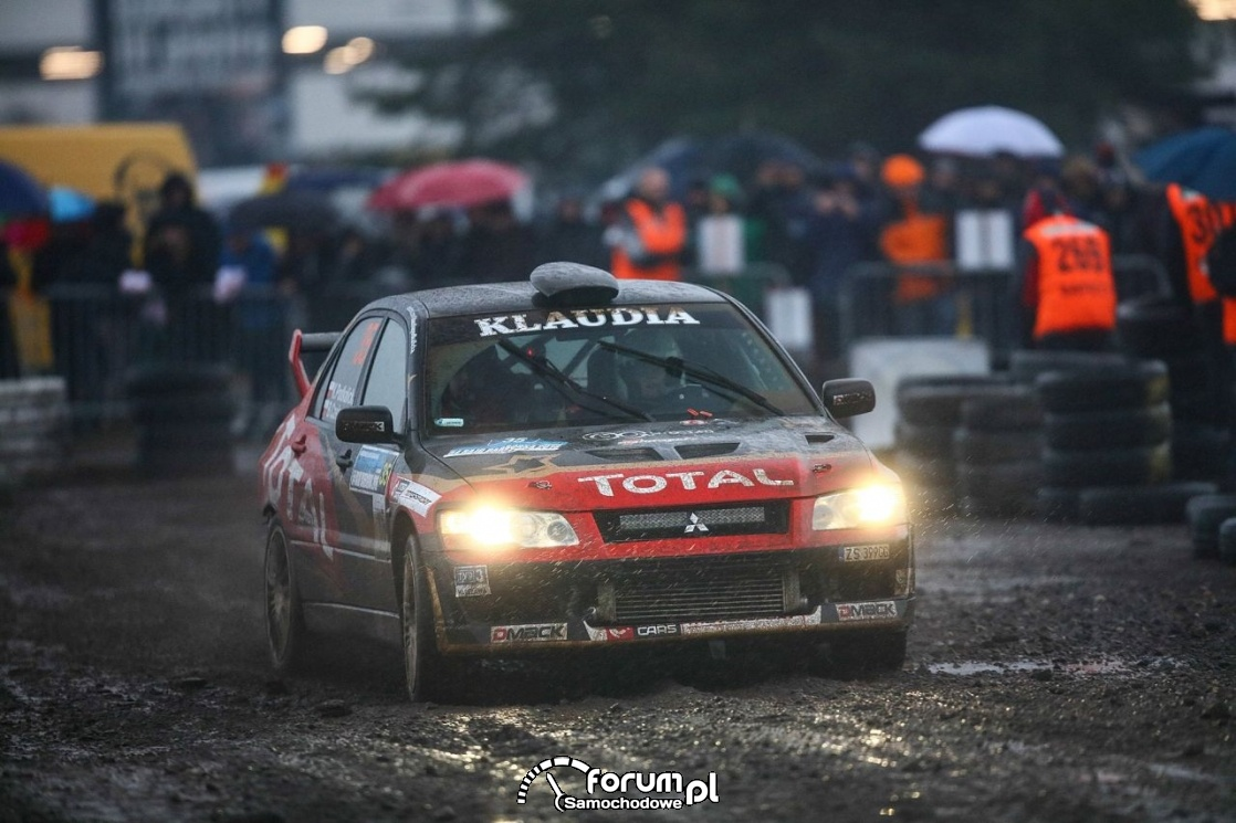 Mitsubishi Lancer - Klaudia Podkalicka