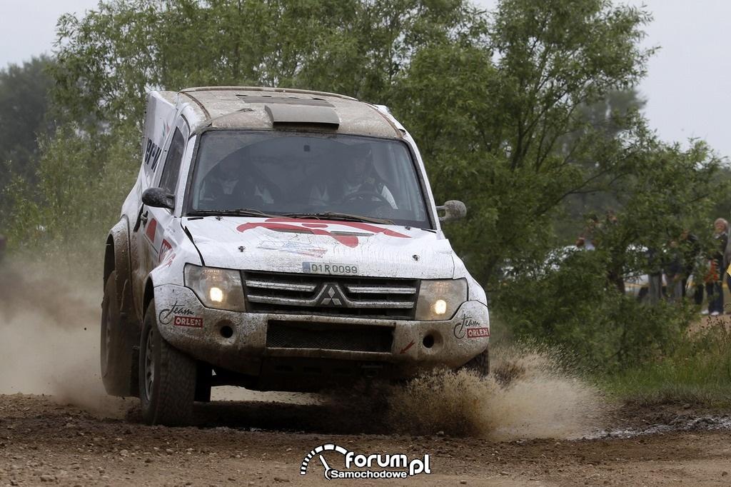 Mitsubishi Pajero DiD, 3, Cross Country - Rabakoz Cup