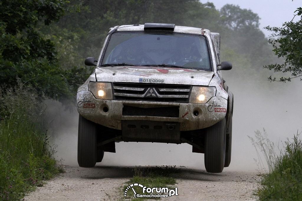 Mitsubishi Pajero DiD, Cross Country - Rabakoz Cup