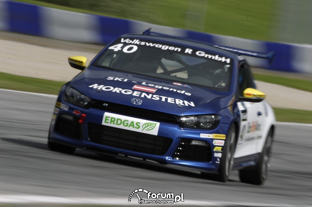 Morgenstern - Puchar Scirocco R 2012 na torze Red Bull Ring w Spielbergu