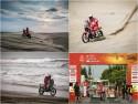 Motocykliści, Rajd Dakar