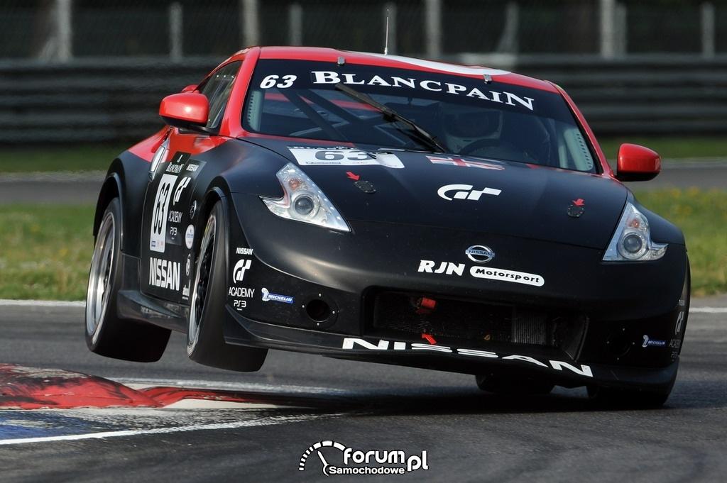 Nissan 370Z GT4 - GT Academy