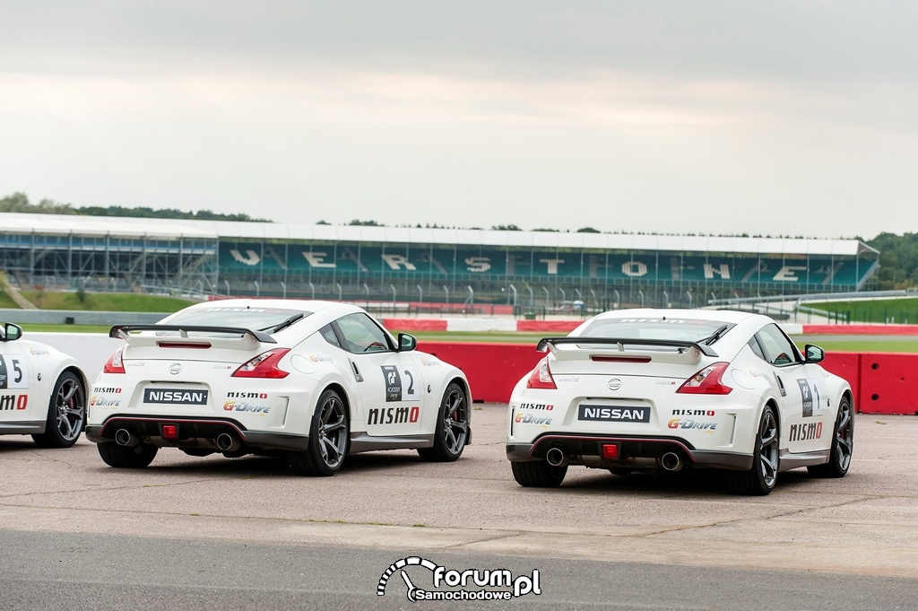 Nissan 370Z Nismo - RACE CAMP