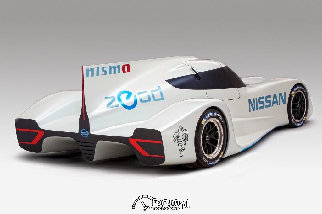 Nissan ZEOD RC, tył