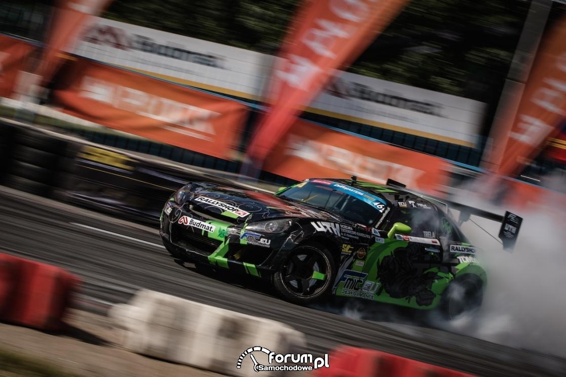Opel GT Paweł Trela