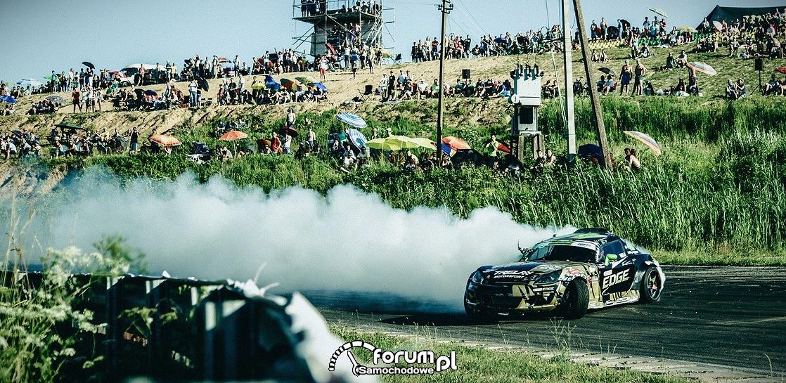 Paweł Trela Eastern Europe Drift Championship, Opel GT, drift