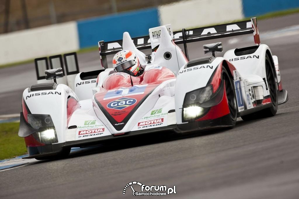 Petit Le Mans, Nissan