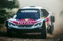 Peugeot 3008DKR Maxi – dane techniczne