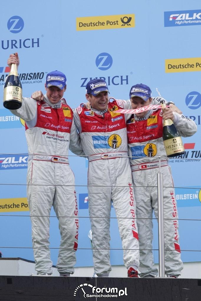 Pierwsze zwycięstwo Audi w 24h wyścigu na torze Nürburgring