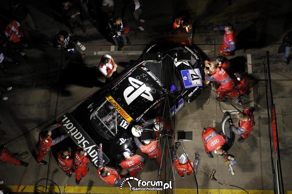 Playstation - Audi R8 LMS