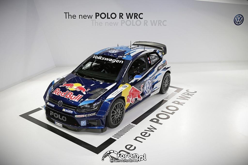 Polo R WRC drugiej generacji