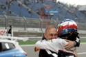 Puchar Scirocco R 2012, Adam Gładysz na podium, 4