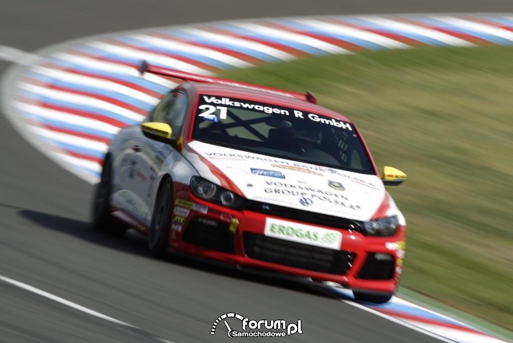 Puchar Scirocco R 2012, Adam Gładysz na podium, 5