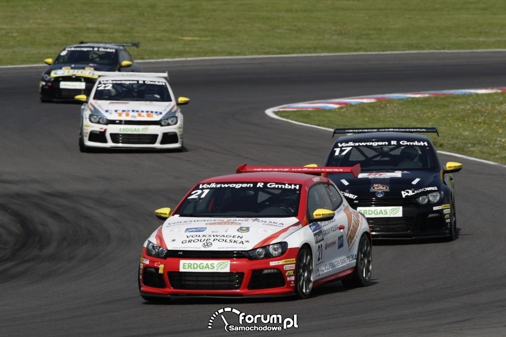 Puchar Scirocco R 2012 na Lausitzring w Niemczech, 1