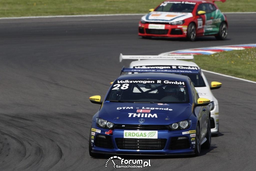 Puchar Scirocco R 2012 na Lausitzring w Niemczech, 19