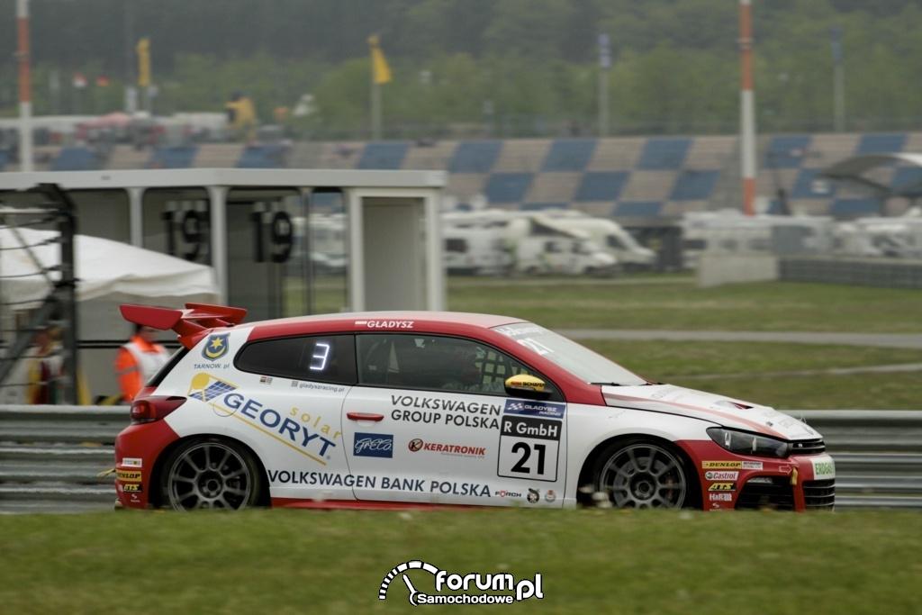 Puchar Scirocco R 2012 na Lausitzring w Niemczech, 2