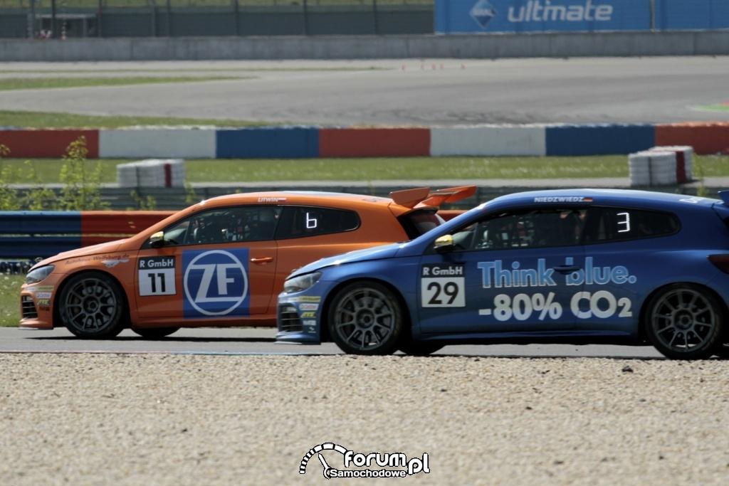 Puchar Scirocco R 2012 na Lausitzring w Niemczech, 6