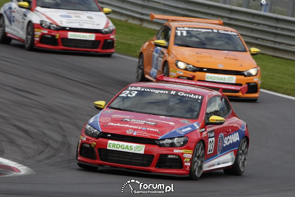 Puchar Scirocco R 2012 na torze Red Bull Ring w Spielbergu, 9