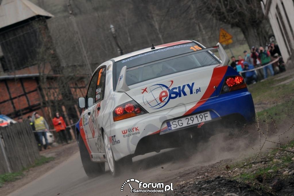Rajd Świdnicki II runda RSMP 2012, 4