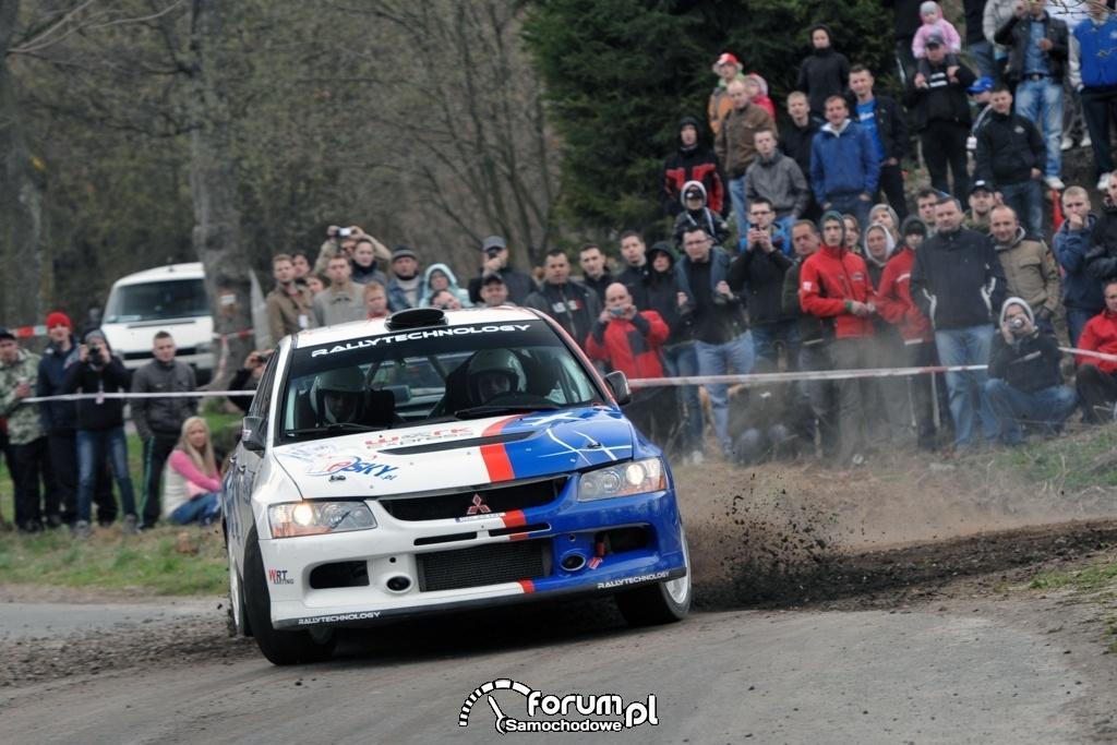 Rajd Świdnicki II runda RSMP 2012, 5