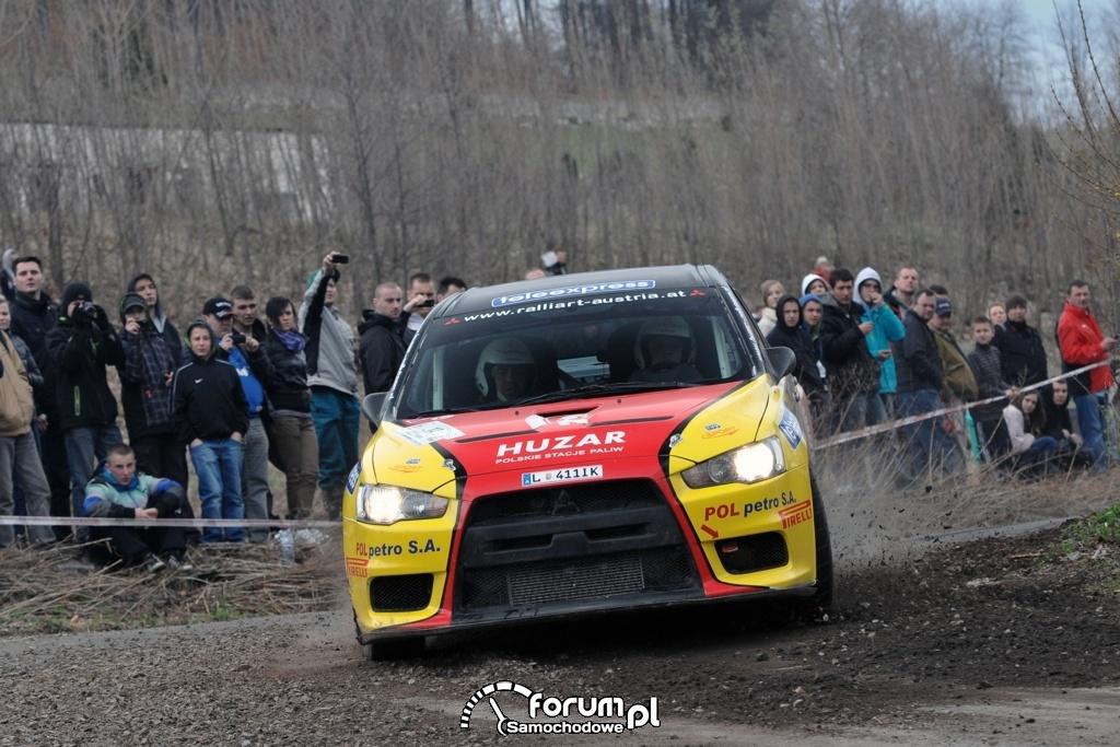 Rajd Świdnicki II runda RSMP 2012, 9