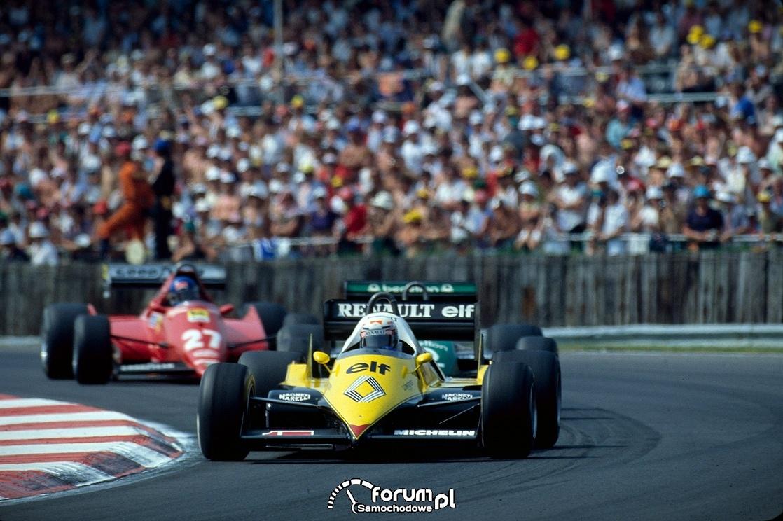 RE 40 Formula 1, Alain PROST