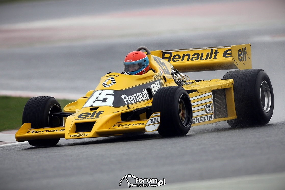 RS 01 i RS 17, JeanPierre JABOUILLE, bolid formuły 1