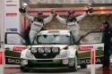 Sepp Wiegand i Frank Christian, Rajd WRC2 w Monte Carlo, Skoda Fabia Super 2000