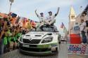 Szóste zwycięstwo załogi Kopecky – Dresler w rajdach ERC w Chorwacji