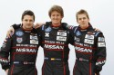 Tom Kimber-Smith, Lucas Ordonez i Alex Brundle