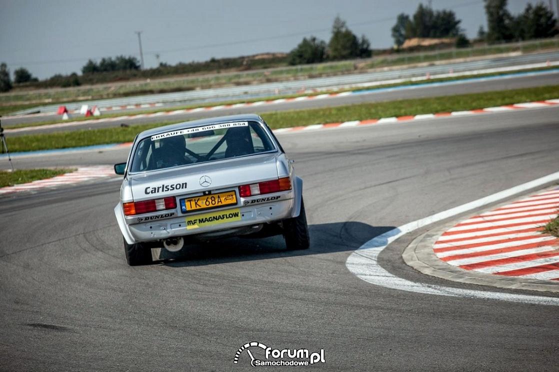 Tor wyścigowy, Mercedes