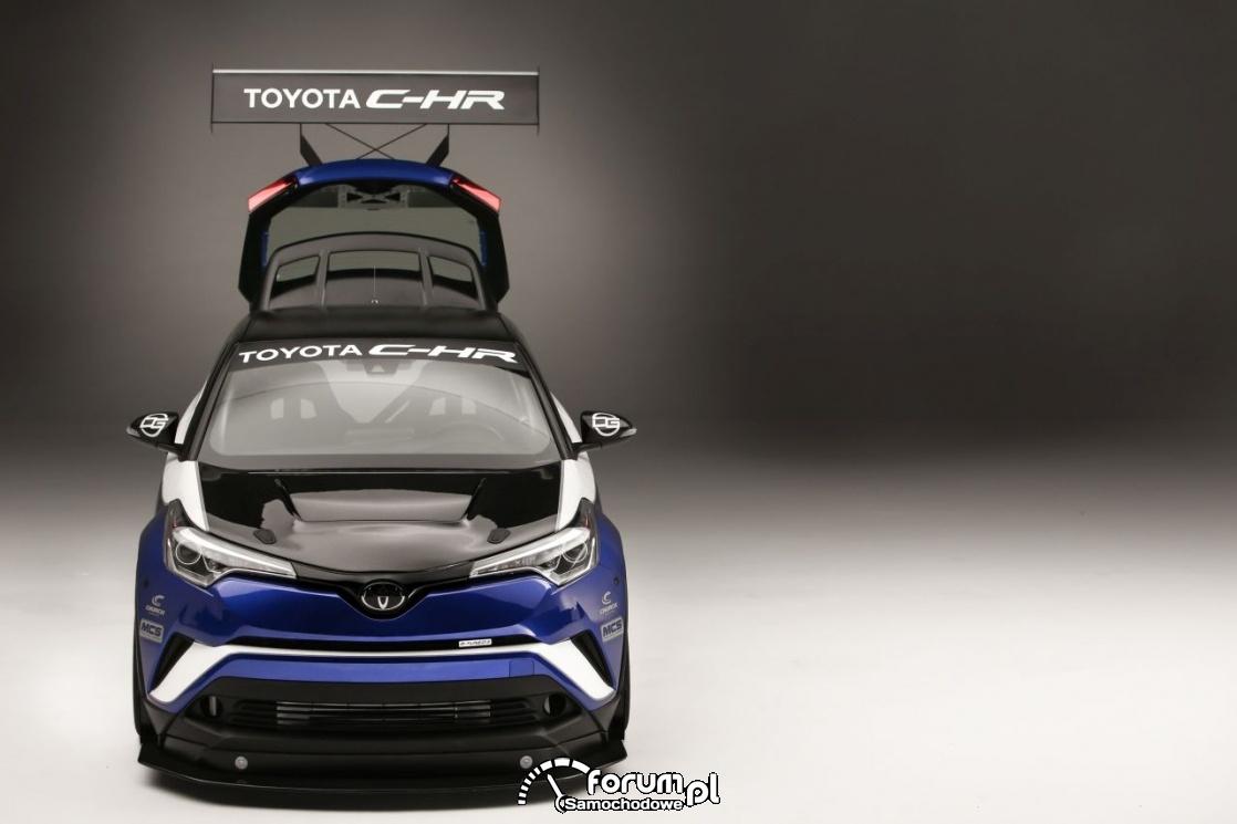 Toyota C-HR R-Tuned, przód