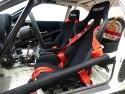 Toyota Celica ST 165, Carlos Sainz, siedzenia Recaro