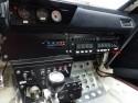 Toyota Celica ST 165, Carlos Sainz, środkowa konsola i przełączniki