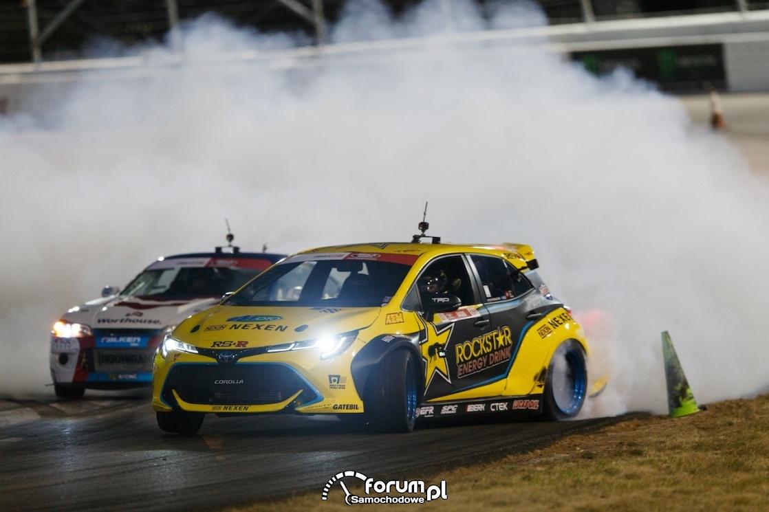 Toyota Corolla, drift