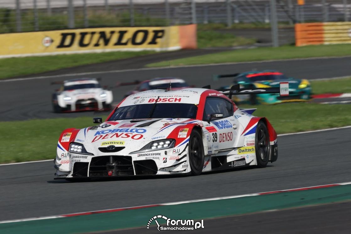 Toyota GR Supra, Autobacs Super GT, 2