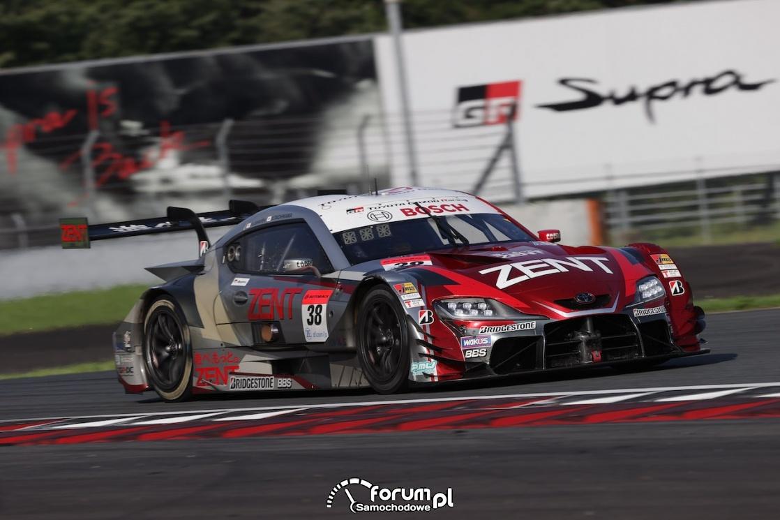 Toyota GR Supra, Autobacs Super GT
