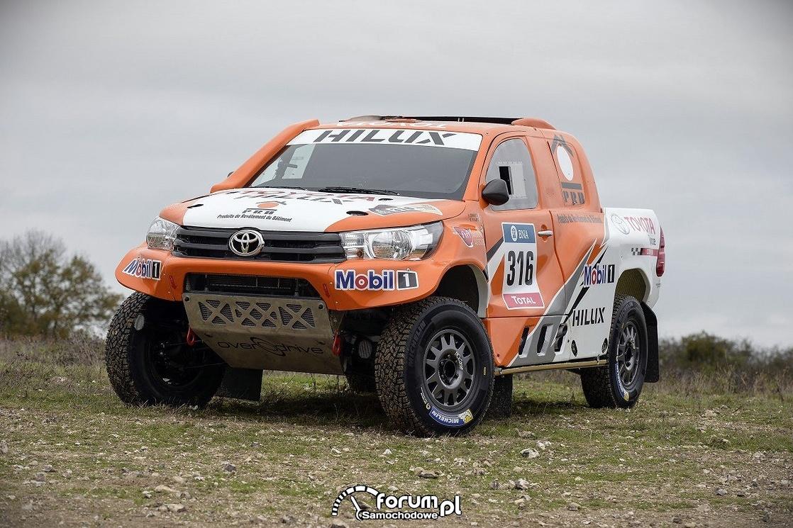 Toyota Hilux 8. generacji