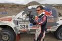 Toyota Hilux w Rajdzie Dakar 2013, zespół Małysz - Marton, 4