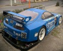 Toyota Supra A80 GT500, tył
