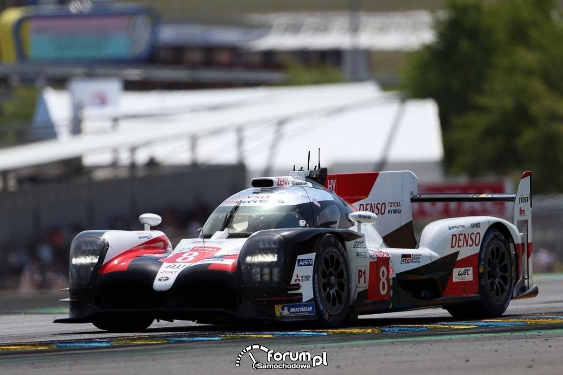 Toyota broni tytułu w rekordowym Le Mans 24h