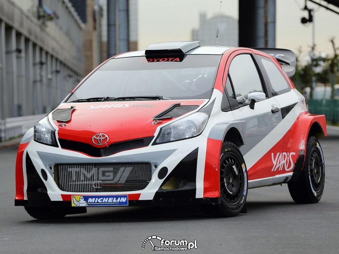Toyota Yaris WRC, 2015 rok