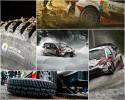 Toyota Yaris WRC, opony z kolcami
