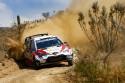 Toyota Yaris WRC, szutr
