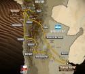 Trasa Rajdu Dakar 2015