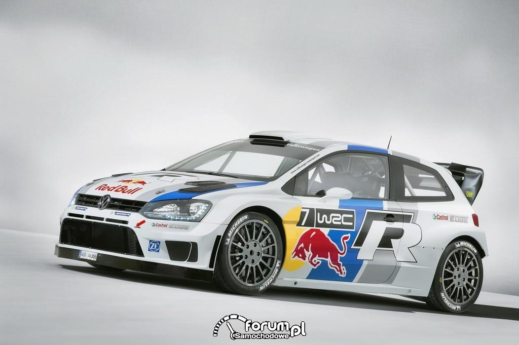 Volkswagen Polo R WRC, Motorsport