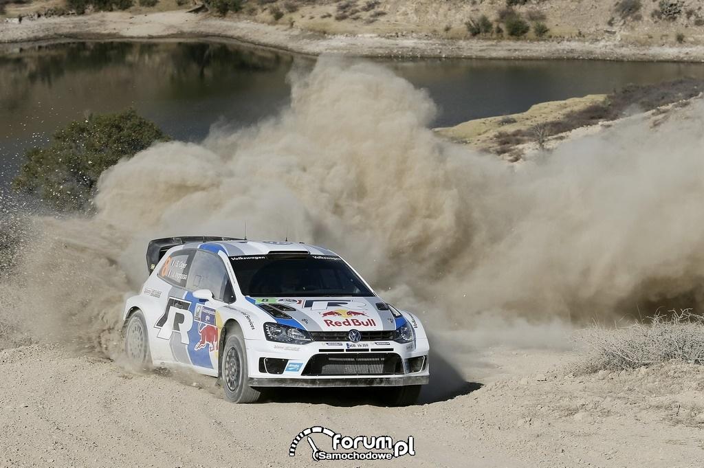 Volkswagen Polo R WRC, Rajd Meksyku, 5